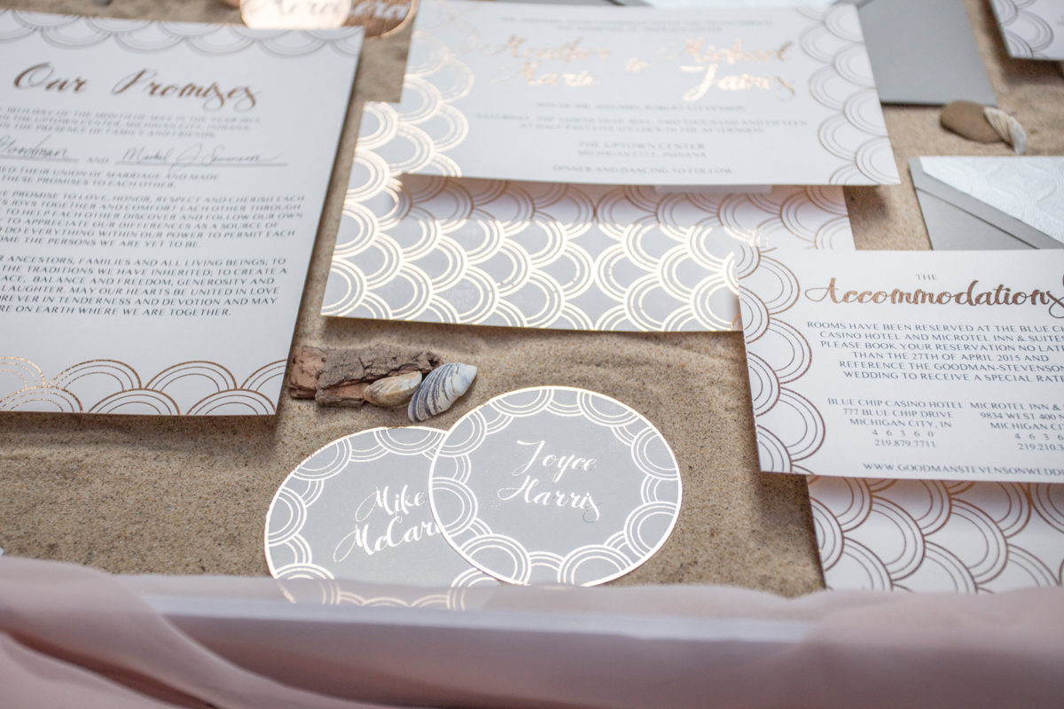 Message In A Bottle | The Wedding Mag