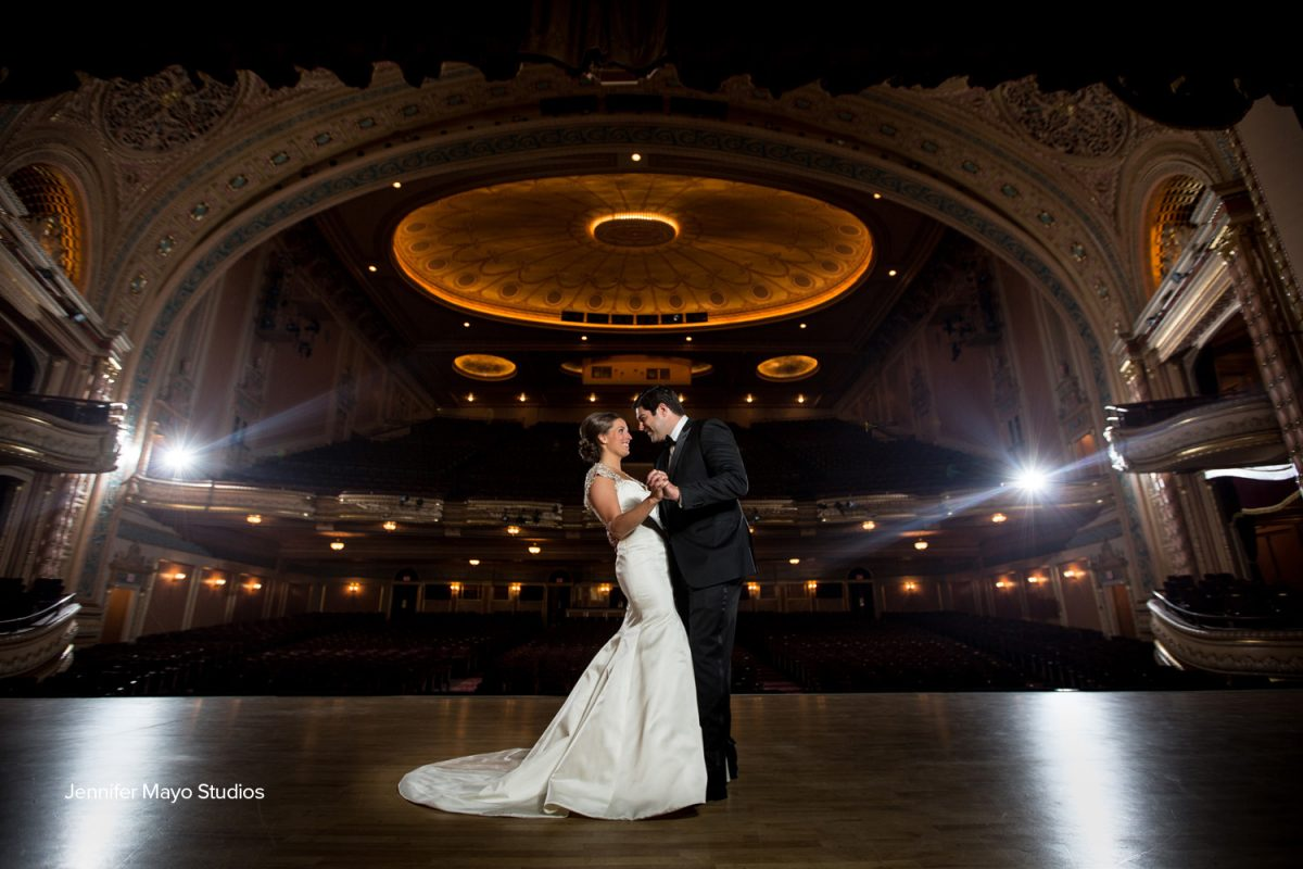 Palais Royale at Morris Performing Arts Center. Photo provided by Jennifer Mayo Studios.