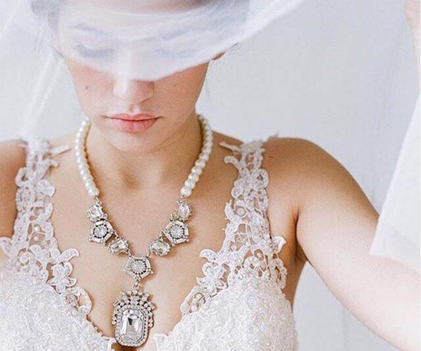 Blushing Bride on 17