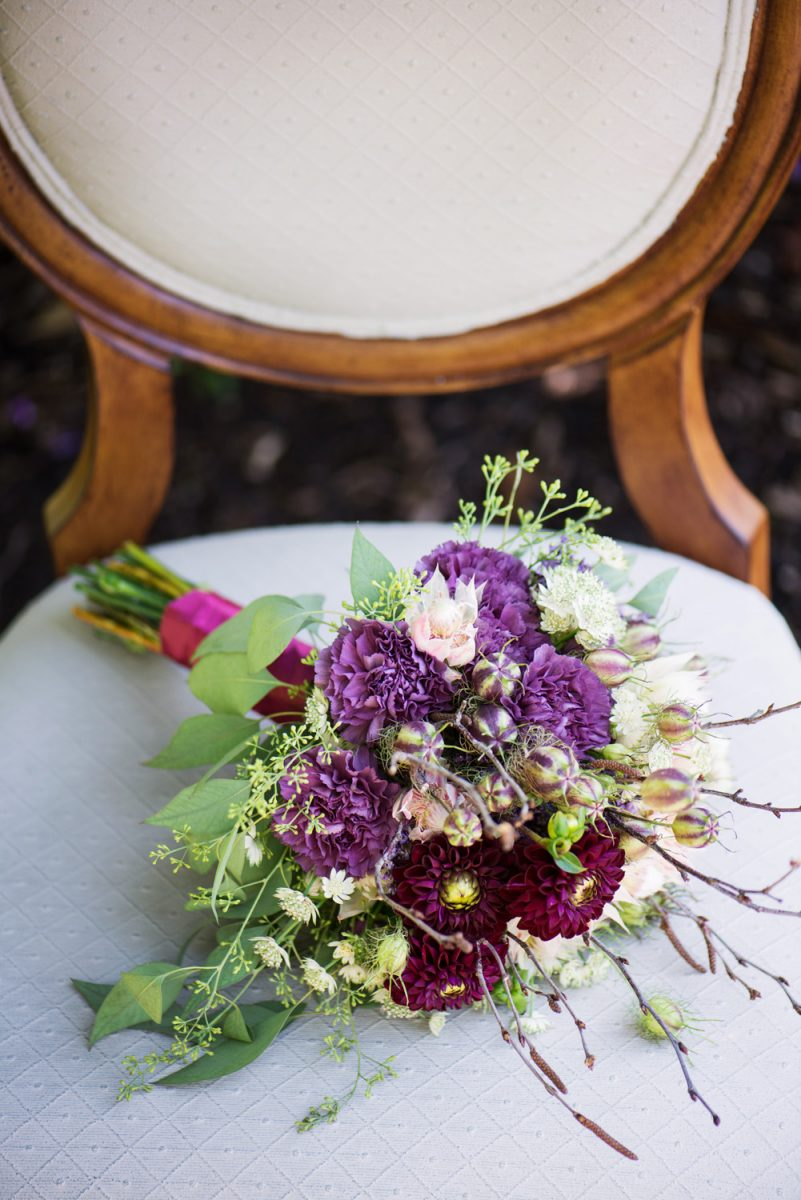 Snapdragon Designs floral preview for The Wedding Mag