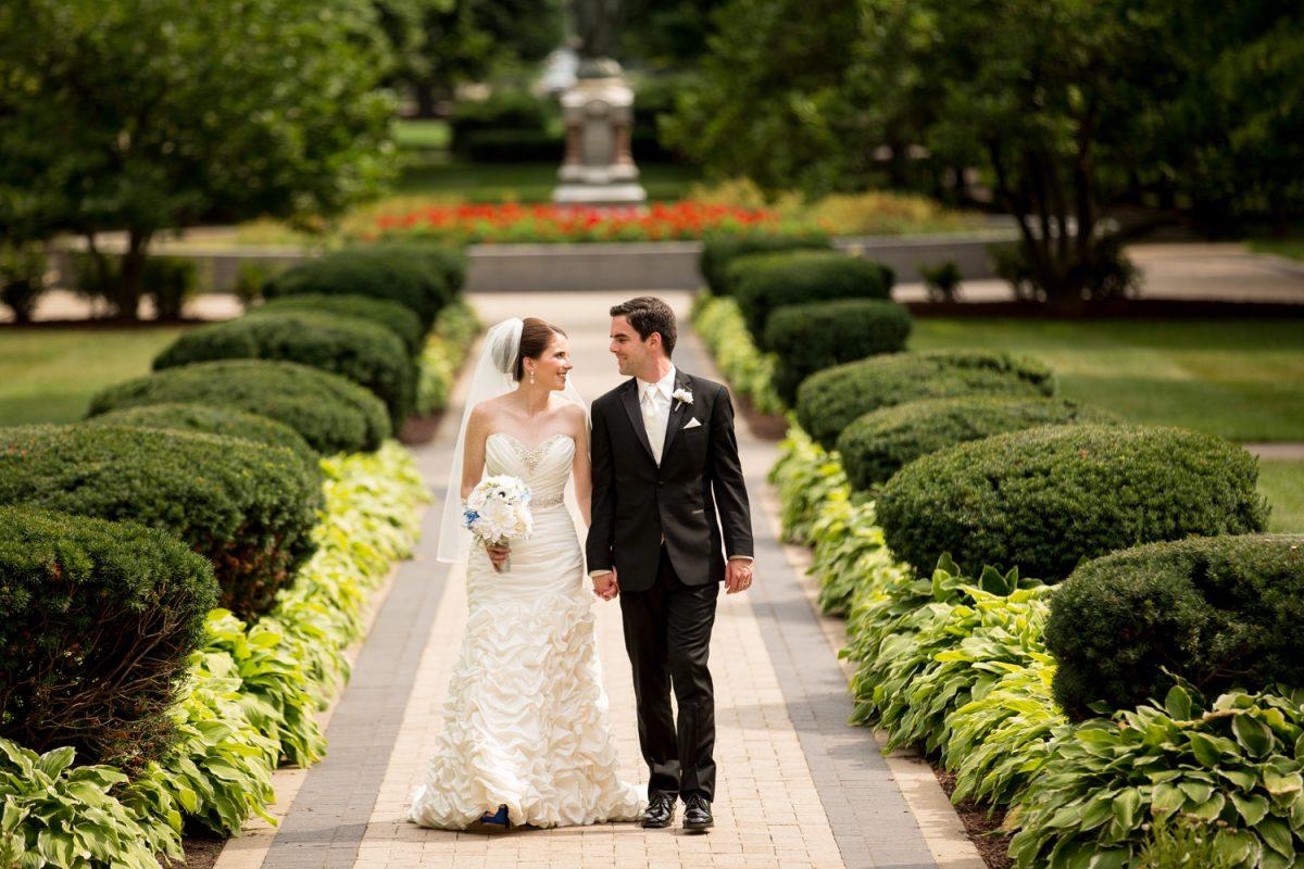 Real Wedding   Andy & Marissa   www.theweddingmag.com