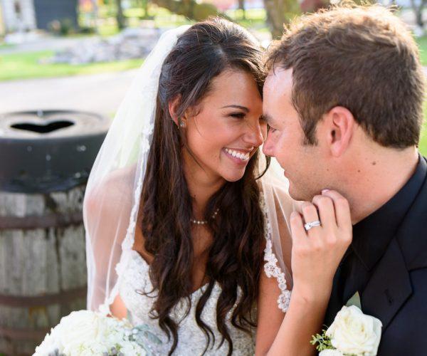 Drew & Kelanie featured on The Wedding Mag. www.katie-whitcomb.com