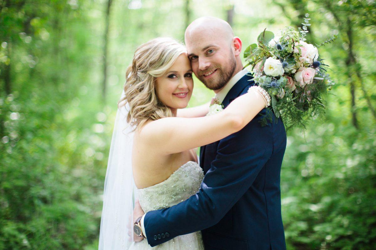 REAL WEDDING   Josh & Rachel
