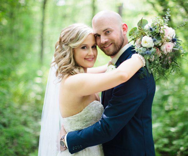 REAL WEDDING | Josh & Rachel