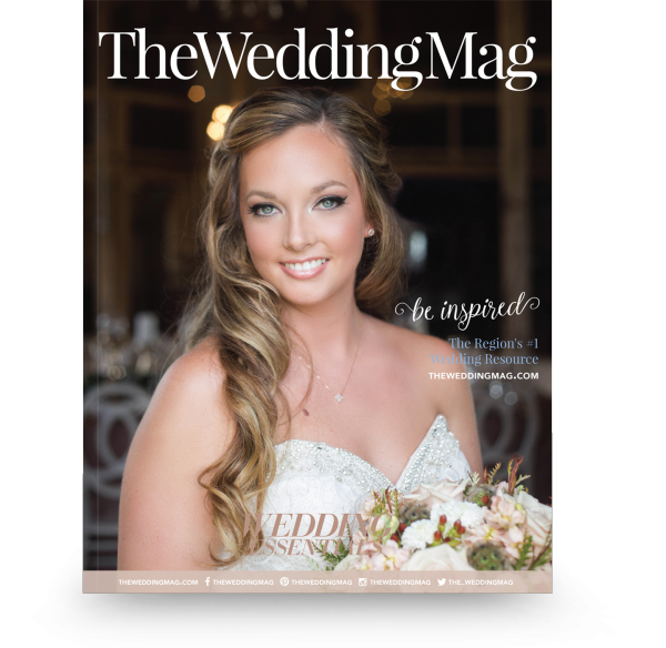 TheWeddingMag Cover Fall 2016