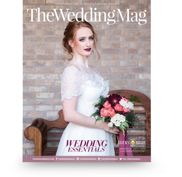 The Wedding Mag Cover