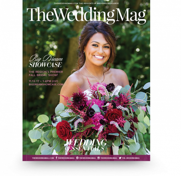 the wedding mag fall issue