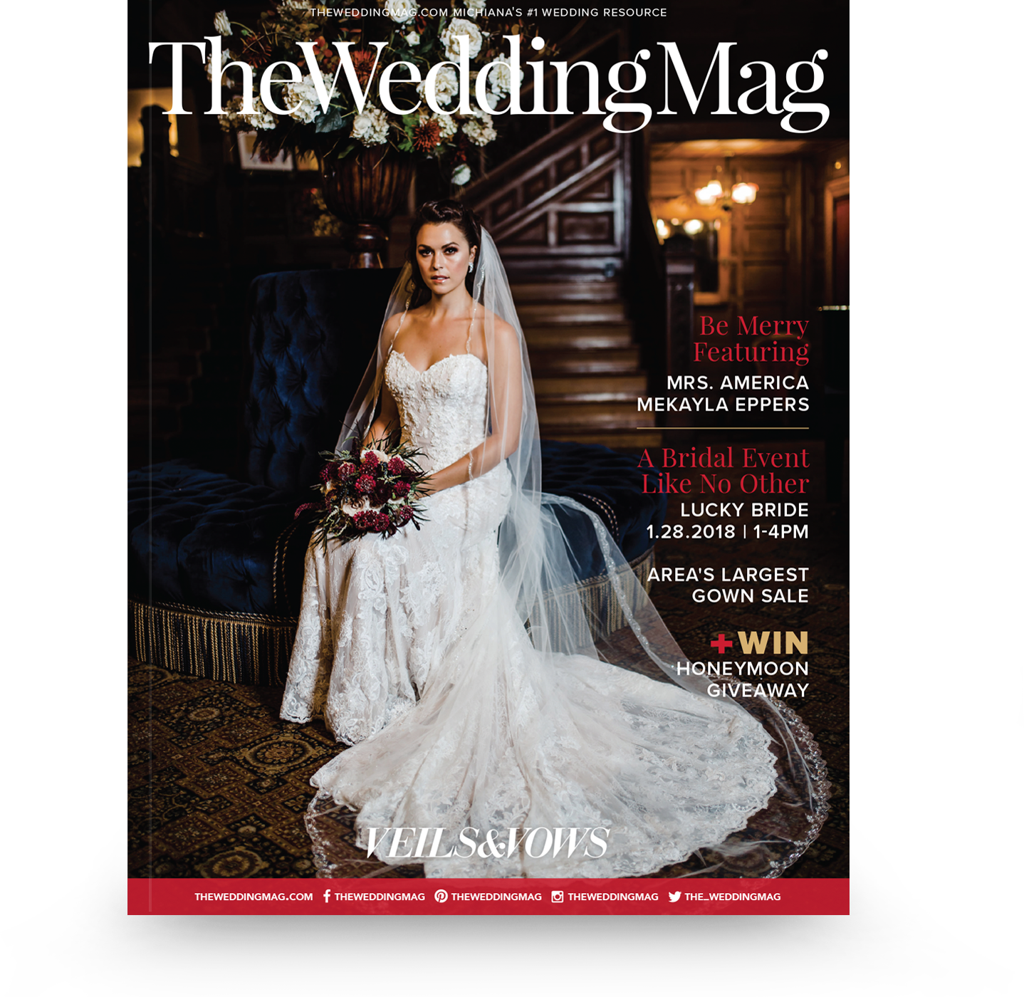 Veils & Vows Archives | The Wedding Mag
