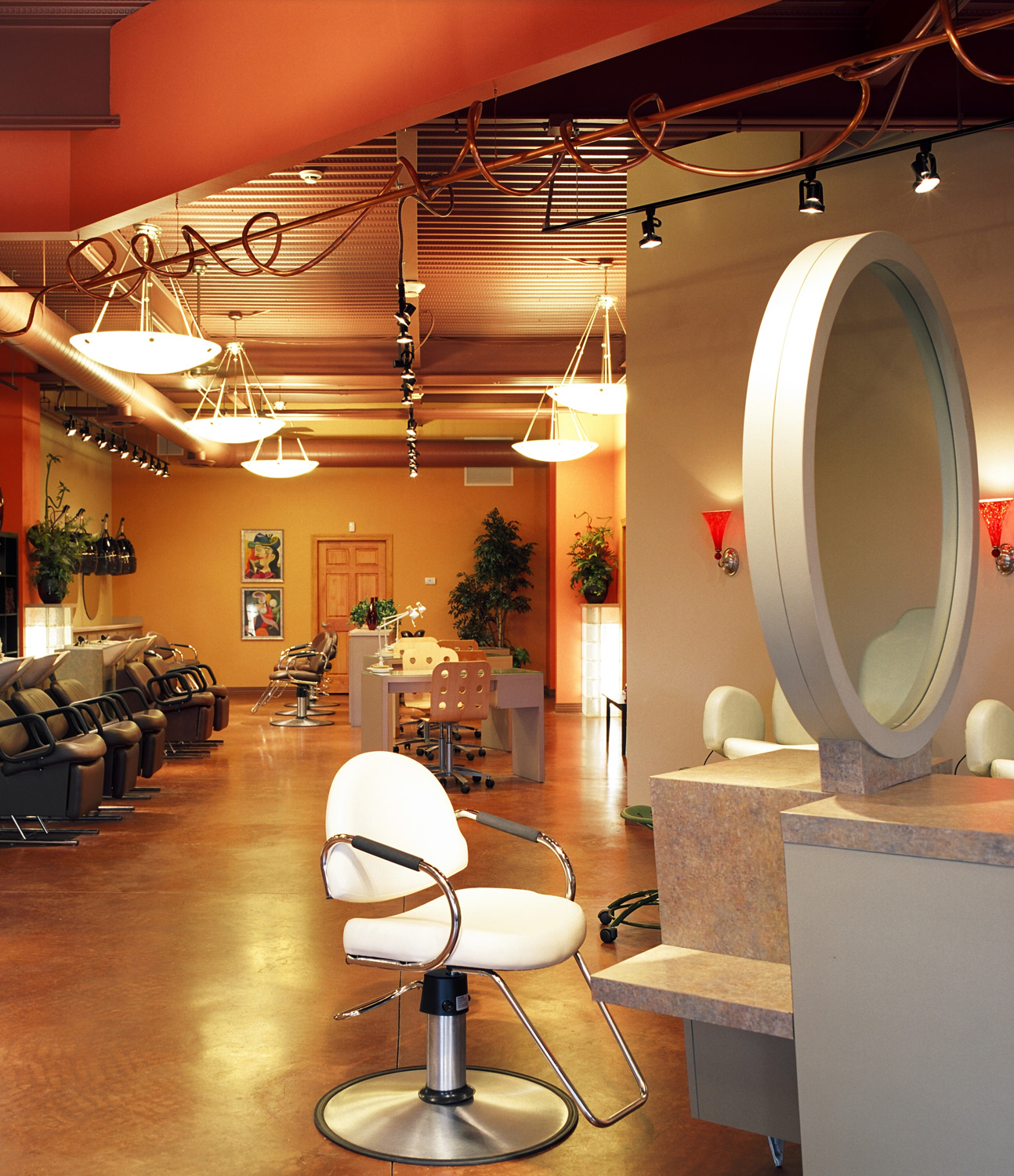 Color Room Salon Day Spa Dyer In