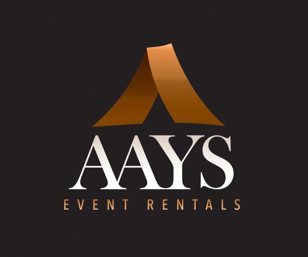 AAYS Event Rentals logo