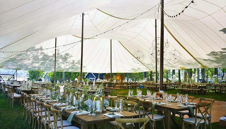 AAYS Event Rentals Tent