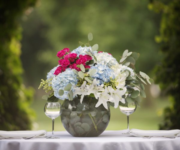 Floral Decor The Wedding Mag