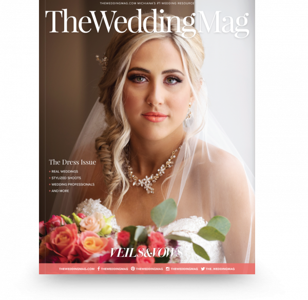 The Wedding Mag Spring Issue