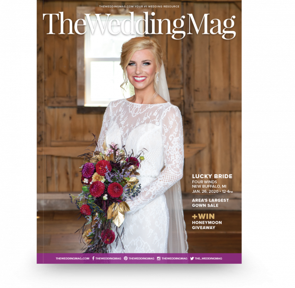 south bend wedding magazine