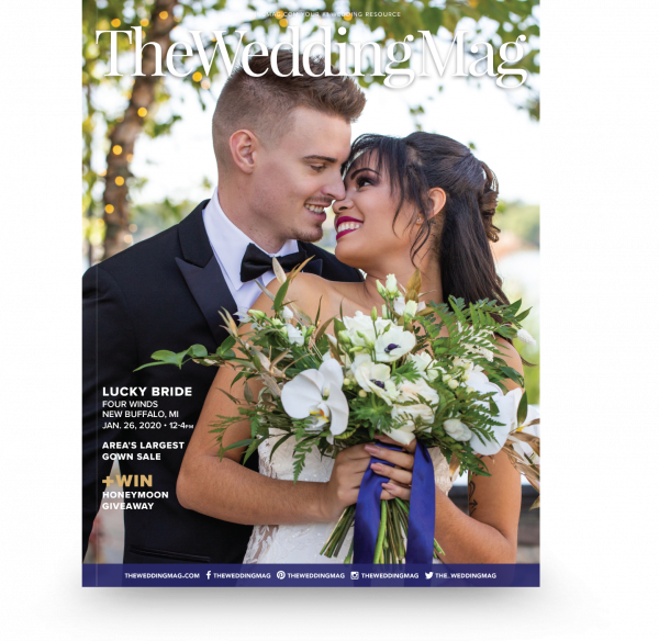 the wedding mag winter issue