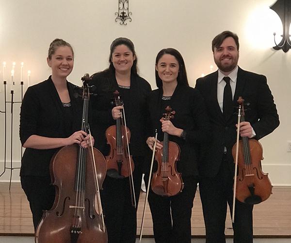 Silver Strings Quartet