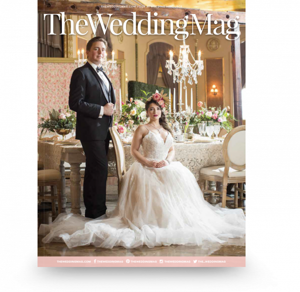 The Wedding Mag Spring 2021 Cover